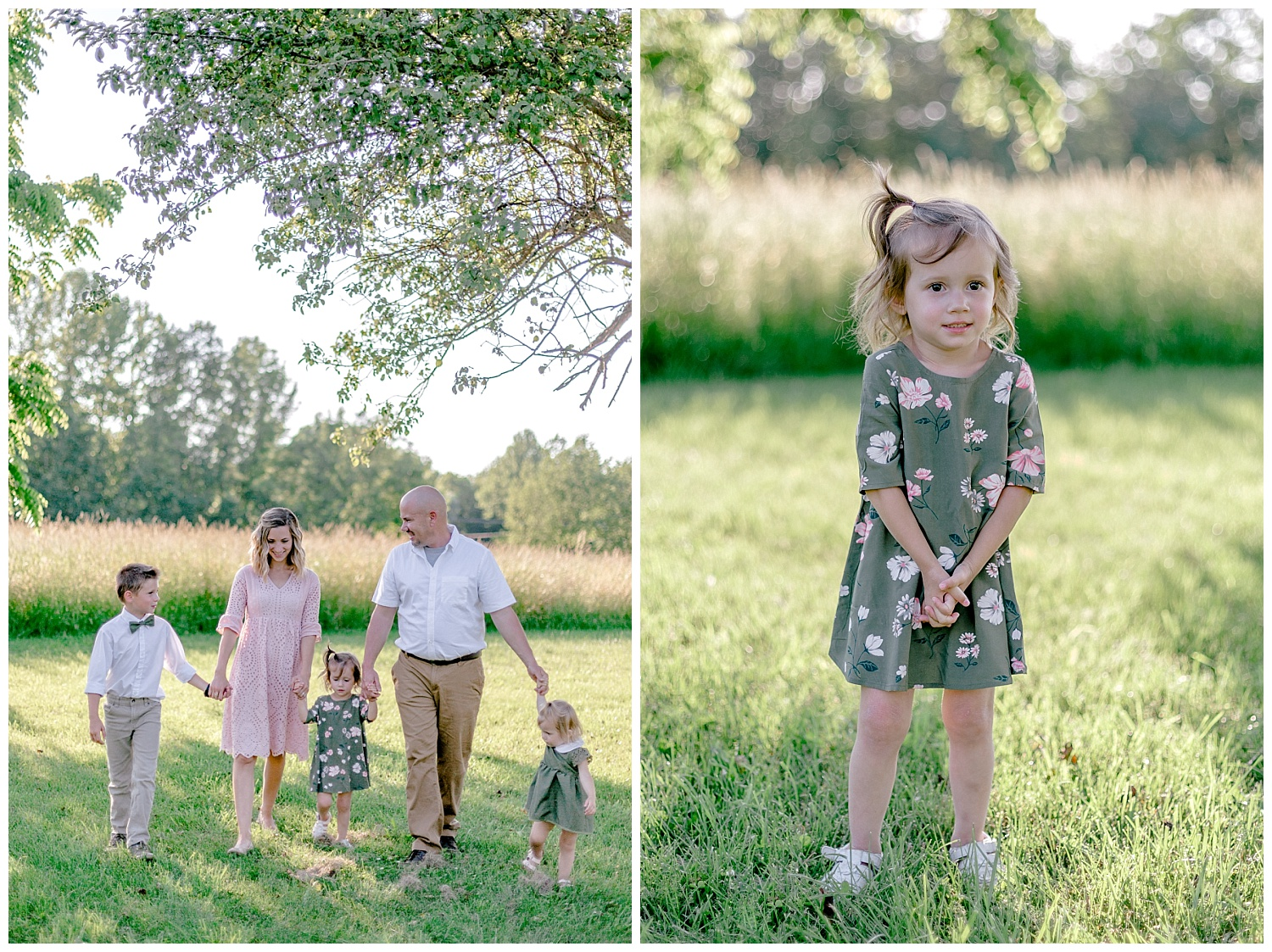 Upstate New York olive green and blush lavender field farm golden hour family session by lehigh valley Pennsylvania based wedding and lifestyle photographer Lytle photography_0010.jpg