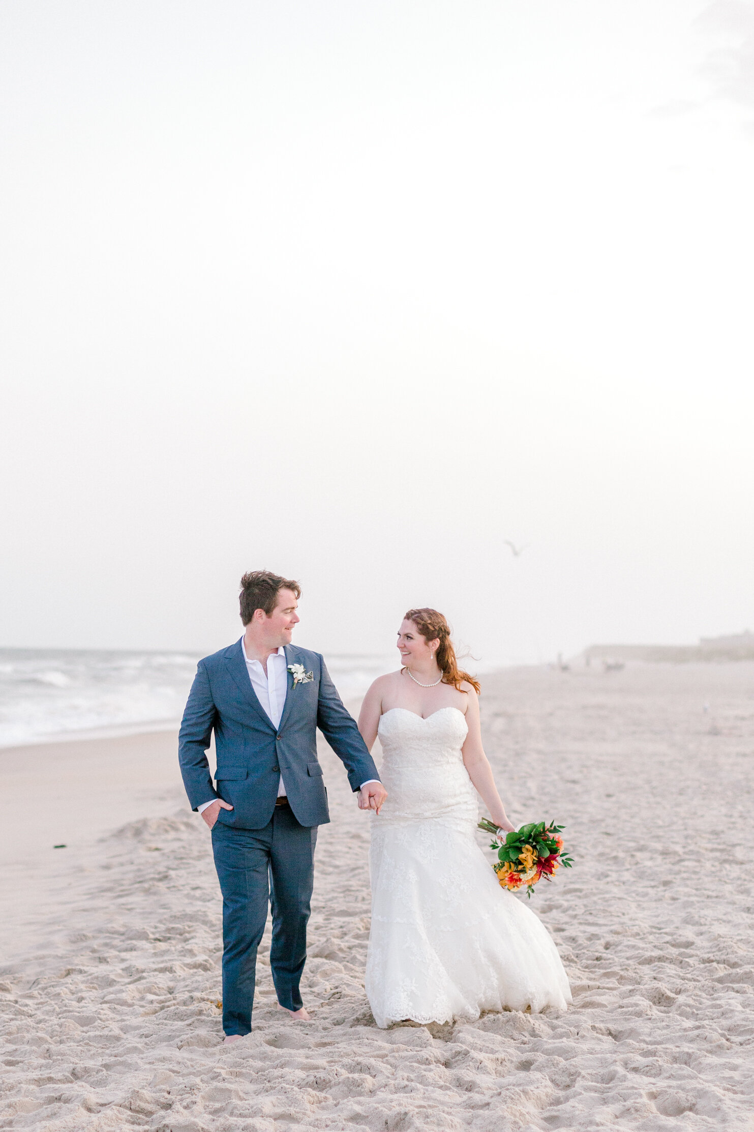 bright and colorful long beach island wedding at Sea Shell Resort and Beach Club wedding venue in beach haven New jersey by lehigh valley pennsylvania photographer Lytle photography company (5 of 5).jpg