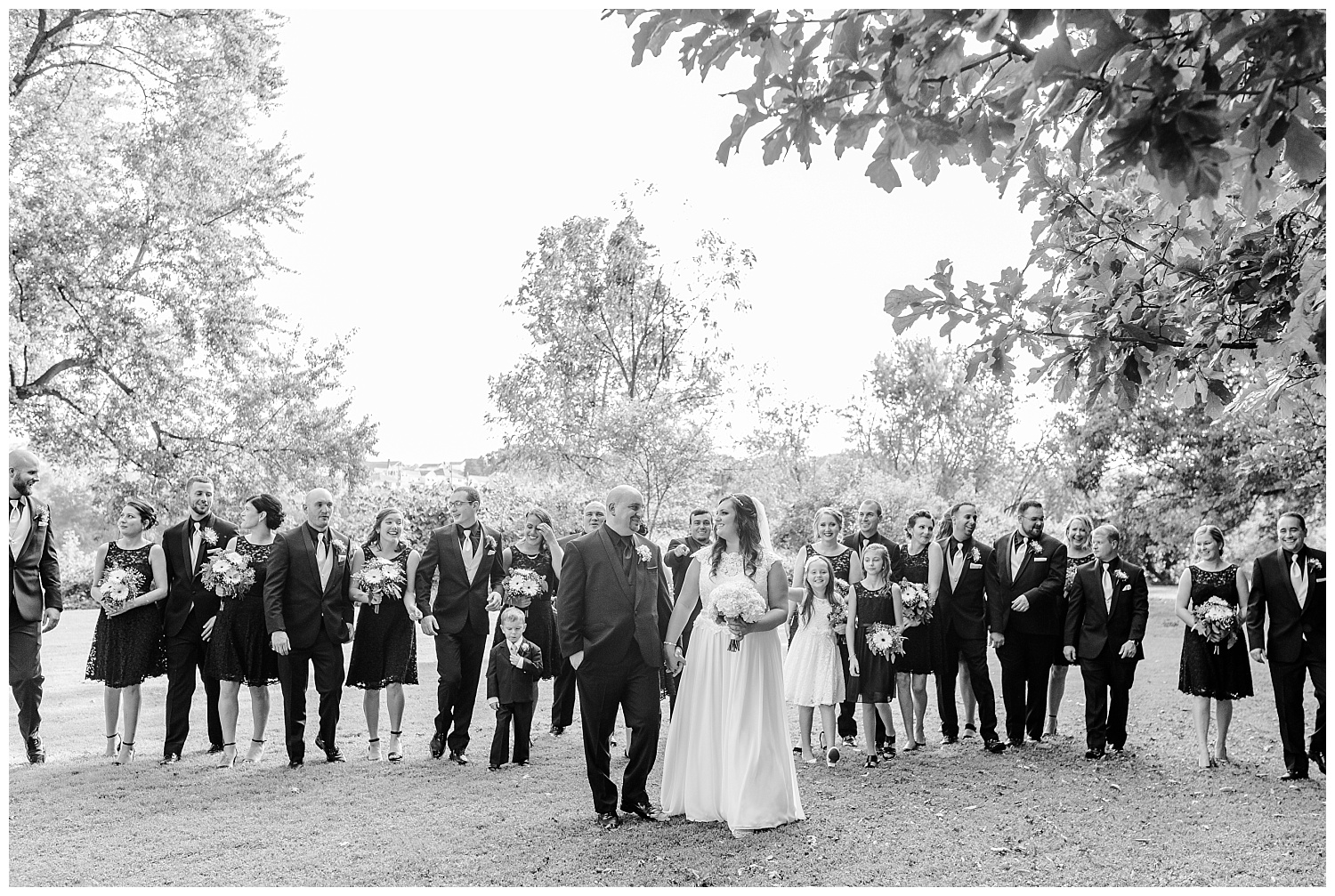 A Black and Gold Catholic Church Wedding in Wilkes Barre Pennsylvania by lehigh valley pennsylvania based wedding and lifestyle photographer Jeannie Lytle of Lytle Photography   Company (22).jpg