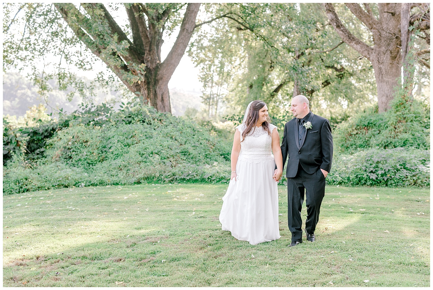 A Black and Gold Catholic Church Wedding in Wilkes Barre Pennsylvania by lehigh valley pennsylvania based wedding and lifestyle photographer Jeannie Lytle of Lytle Photography   Company (30).jpg
