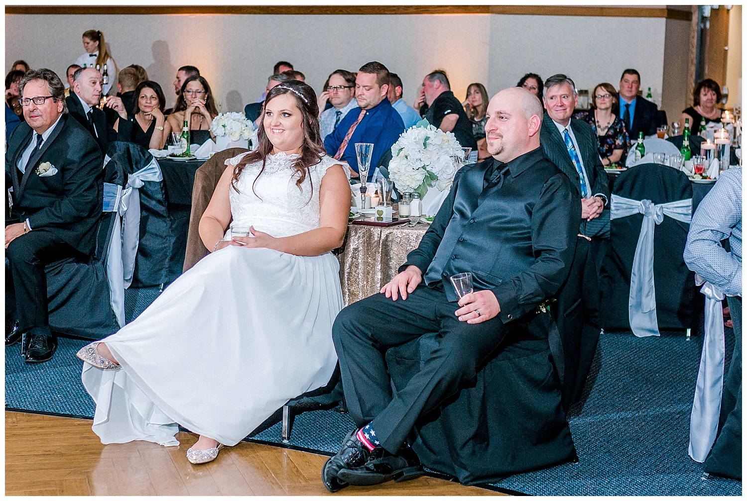 A Black and Gold Catholic Church Wedding in Wilkes Barre Pennsylvania by lehigh valley pennsylvania based wedding and lifestyle photographer Jeannie Lytle of Lytle Photography   Company (50).jpg