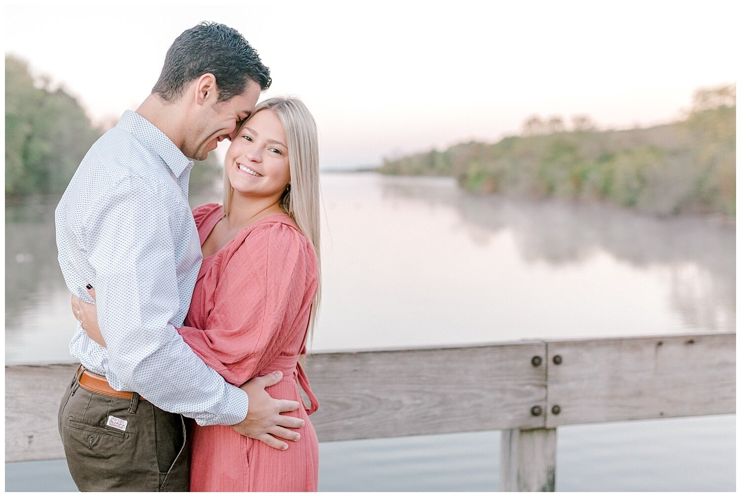 Peace Valley Park Doylestown bucks county PA fall sunrise engagement session  lehigh valley pennsylvania based wedding and lifestyle photographer Jeannie Lytle of Lytle Photography Company_0002.jpg