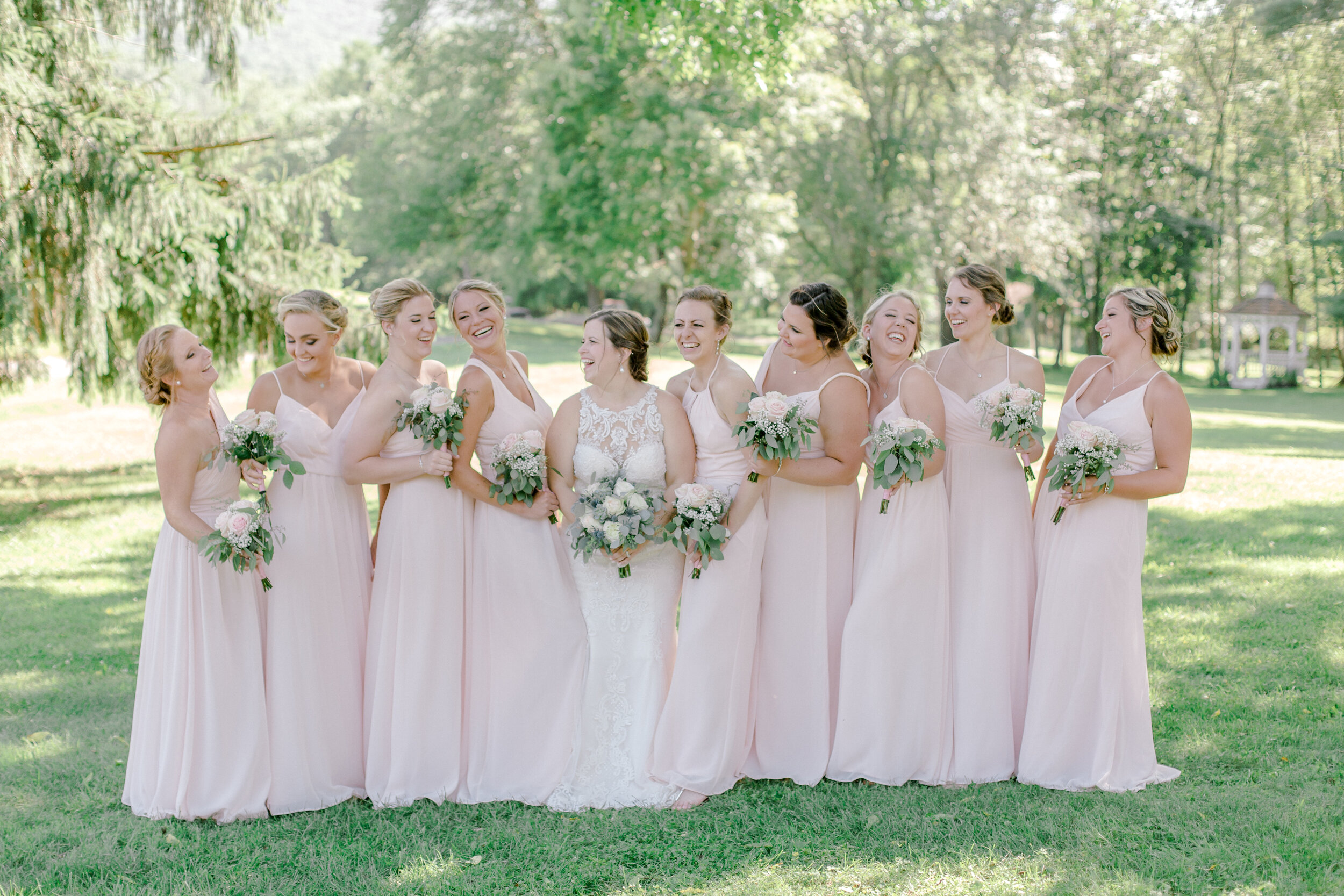 Navy and Blush pink inspired summertime whitewoods wedding in Northeastern Pennsylvania NEPA wapwallopen wedding venue by  PA based wedding and lifestyle photographer Lytle photography (686 of 1590).jpg