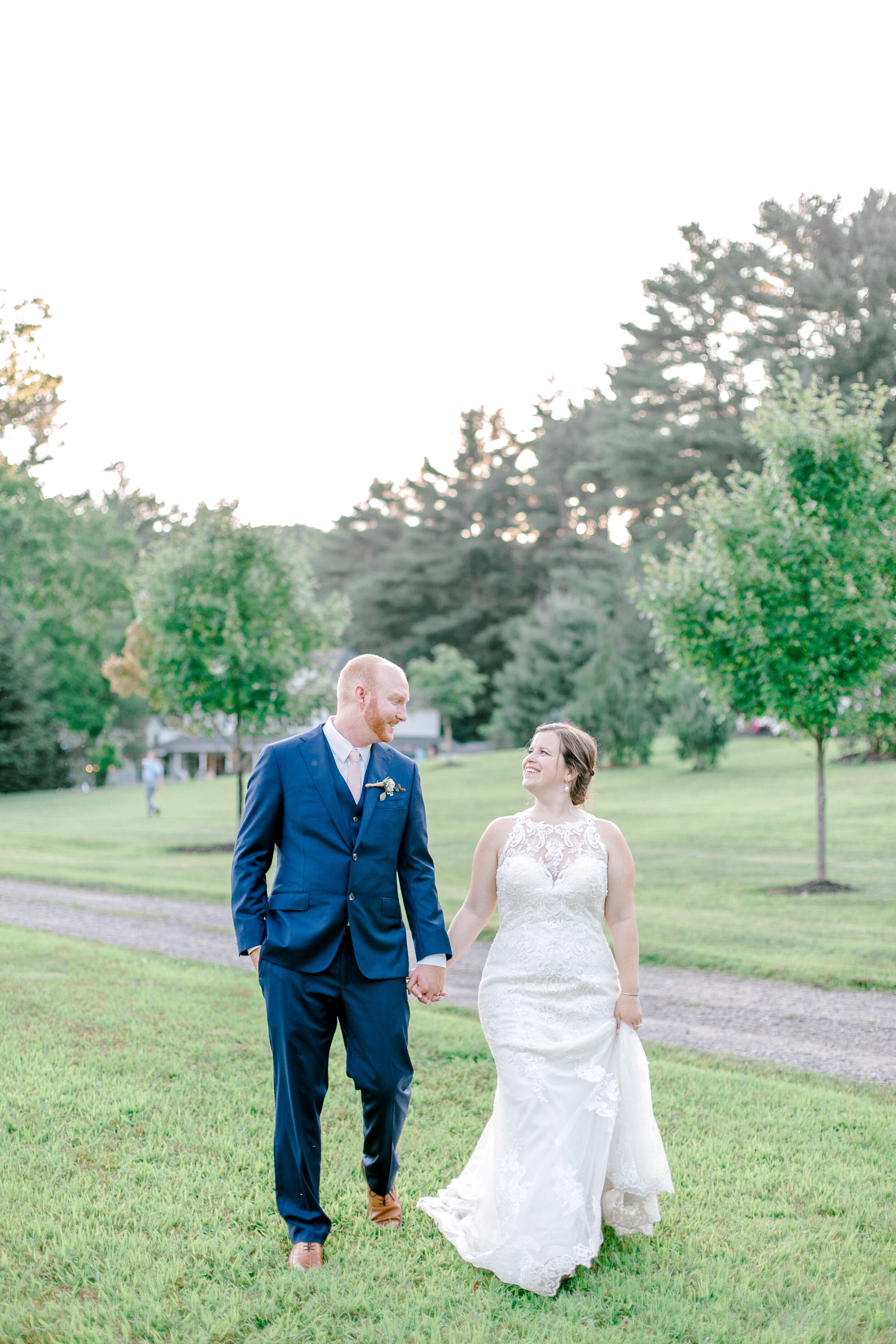 Navy and Blush pink inspired summertime whitewoods wedding in Northeastern Pennsylvania NEPA wapwallopen wedding venue by  PA based wedding and lifestyle photographer Lytle photography (1310 of 1590).jpg