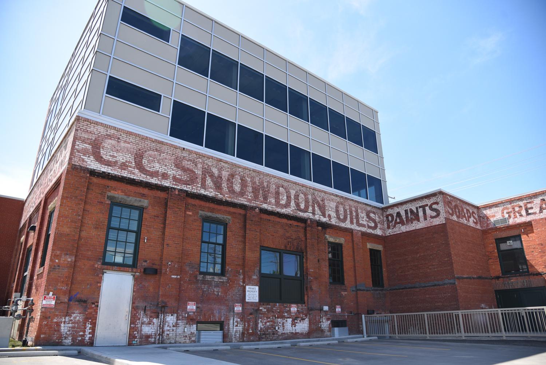 Snowdon Block in Ramsay
