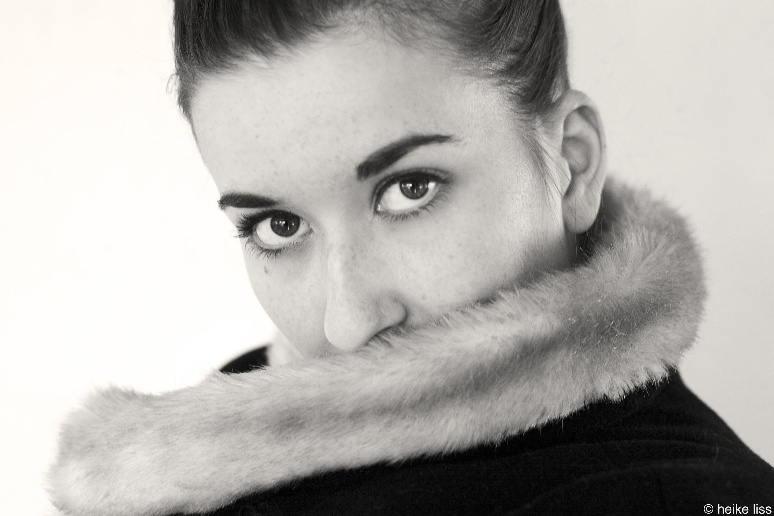 Lucia Liss, actor © Heike Liss