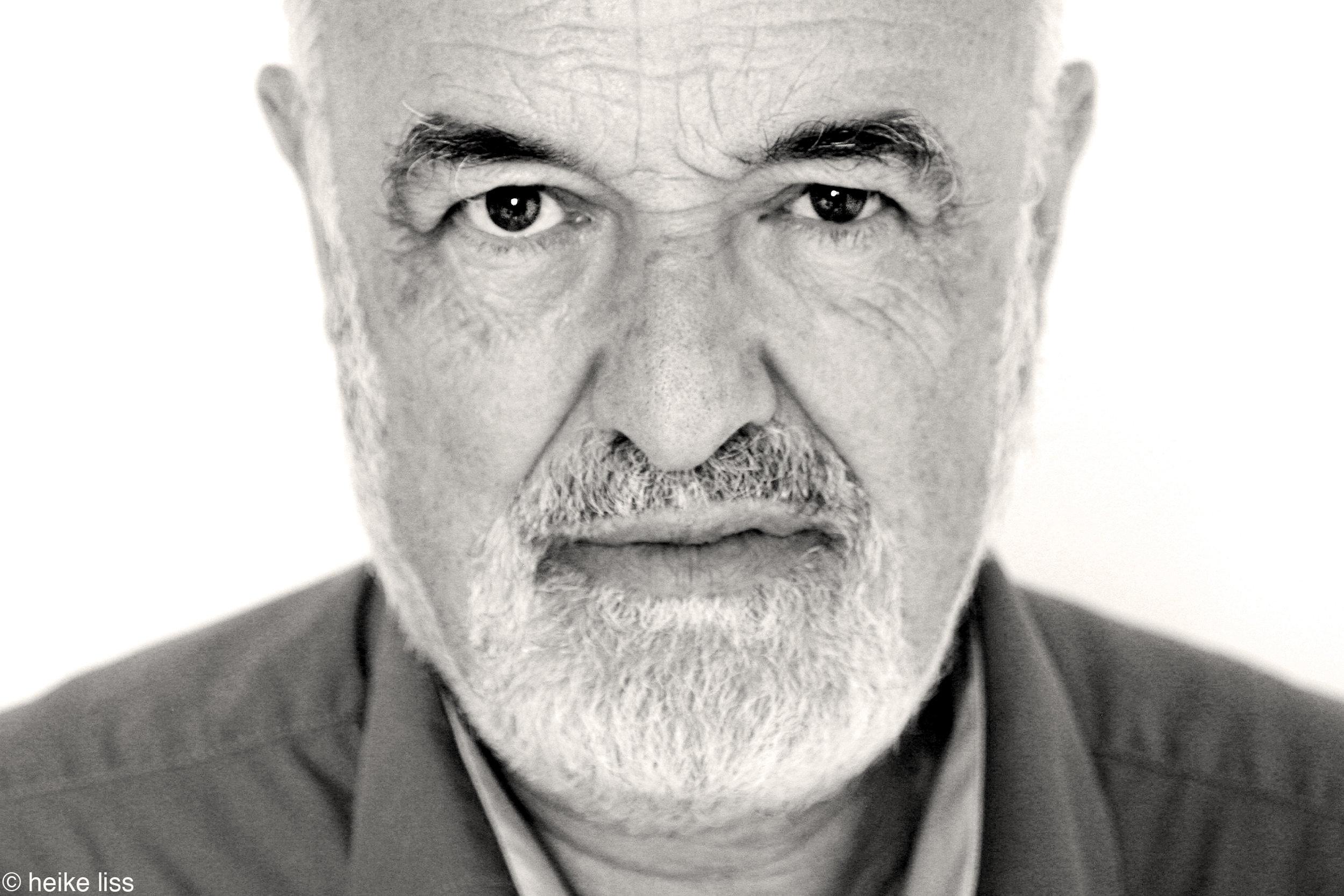 Dr. Christopher Frith, Neuroscientist © Heike Liss