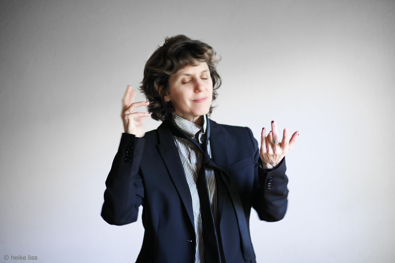 Zeena Parkins, musician/composer © Heike Liss
