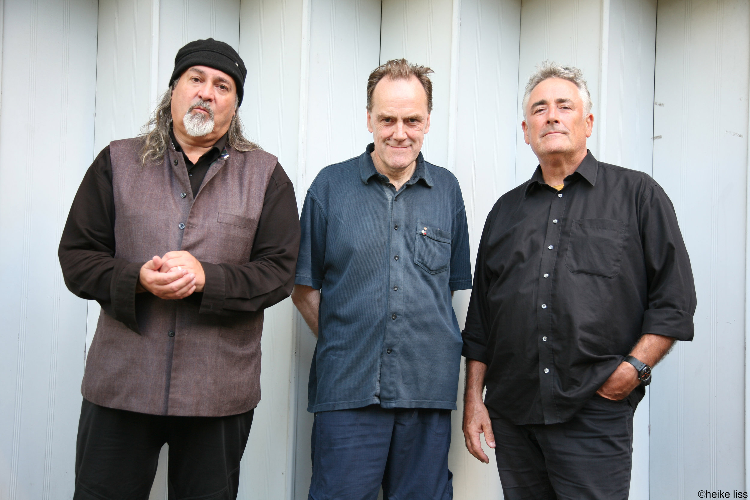 Massacre: Bill Laswell, Charles Hayward, Fred Frith