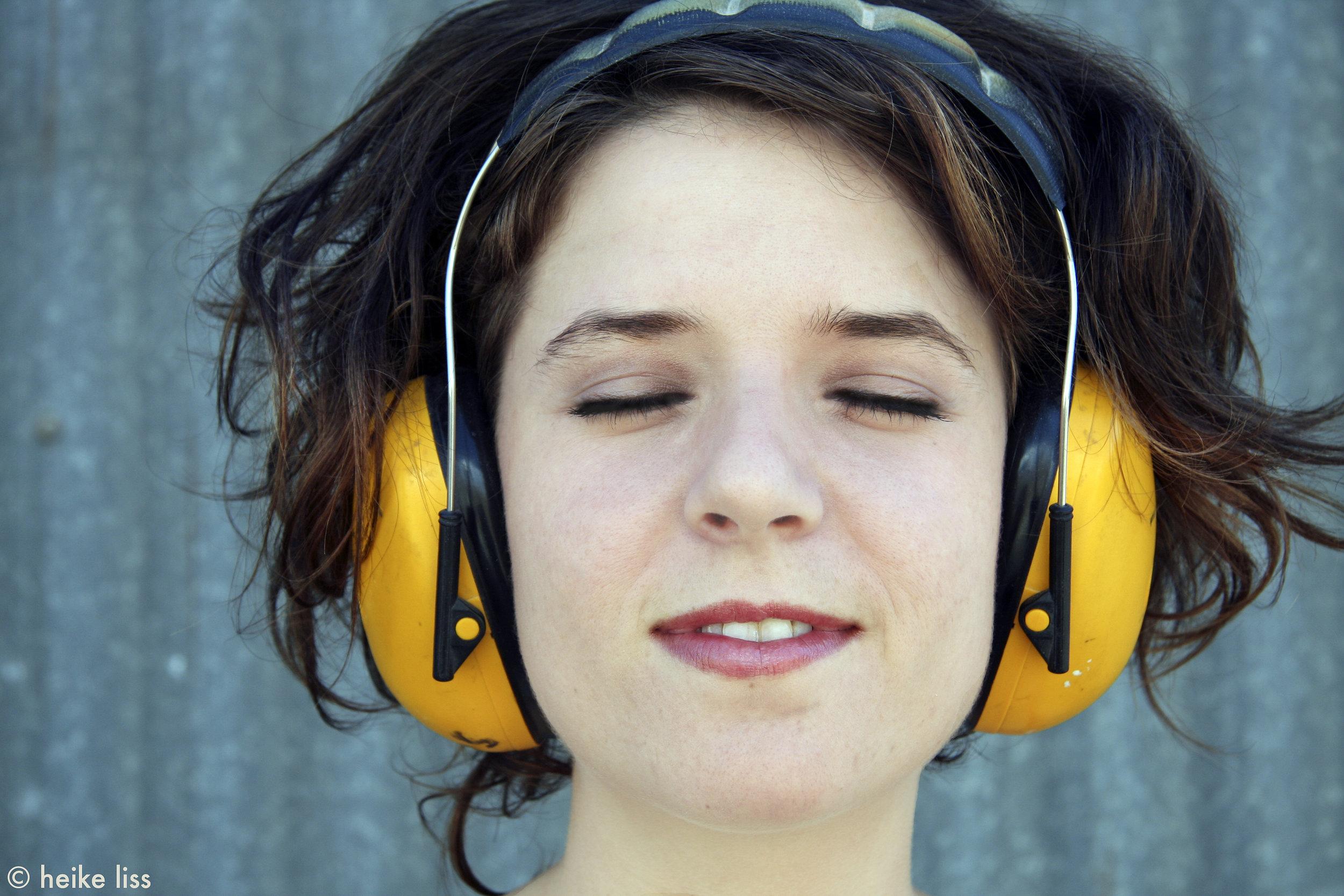Maryclare Brzytwa, musician © Heike Liss