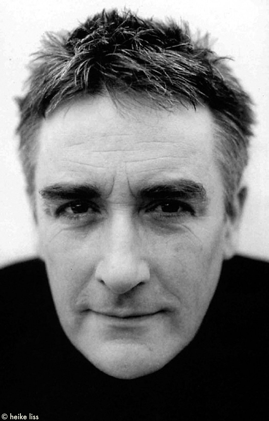 Fred Frith, musician/composer ©Heike Liss