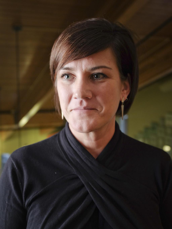 Leah Hebert, Director of Open Arms of Minnesota