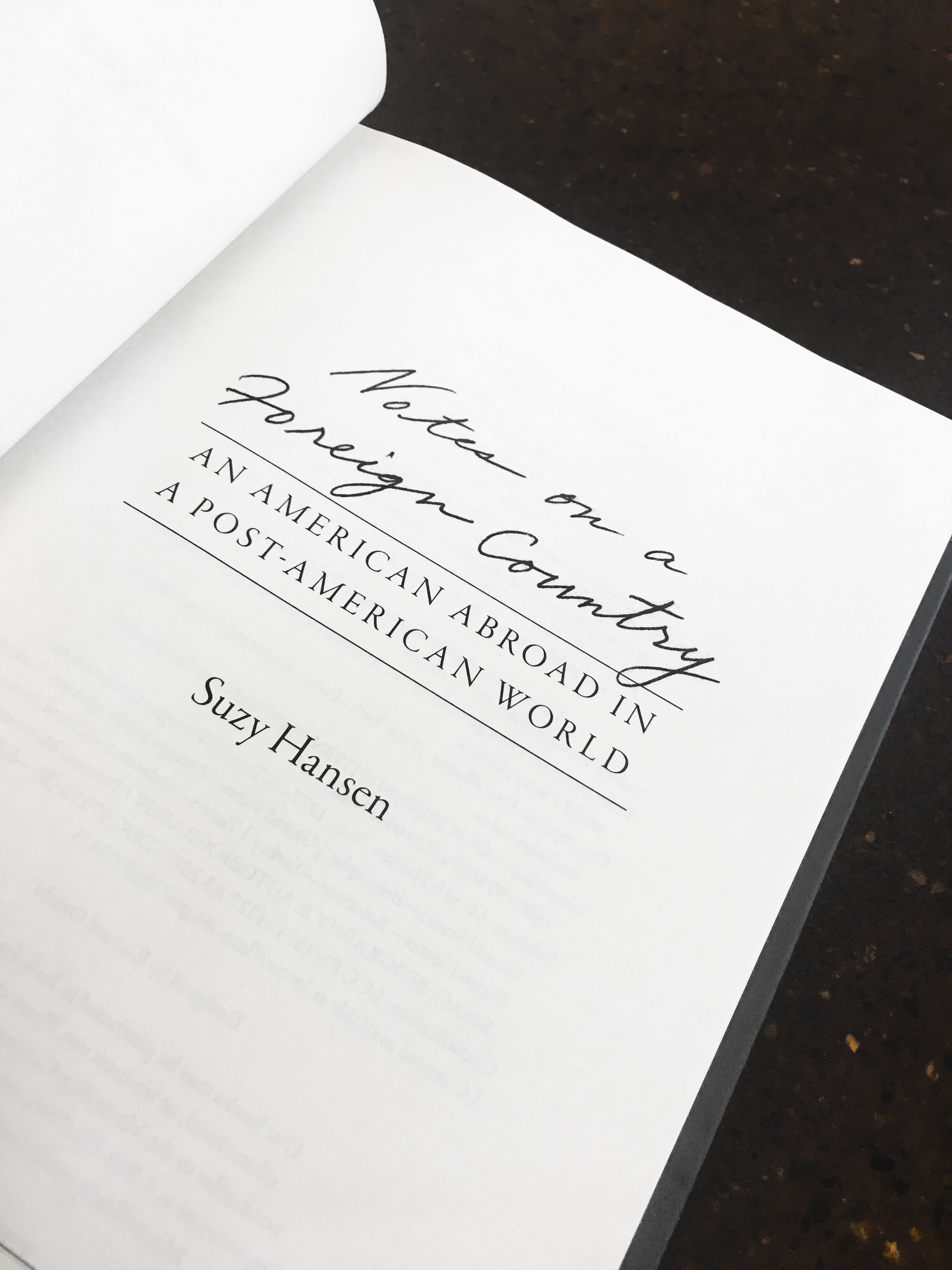 Notes on a foreign country by Suzy Hansen.jpg