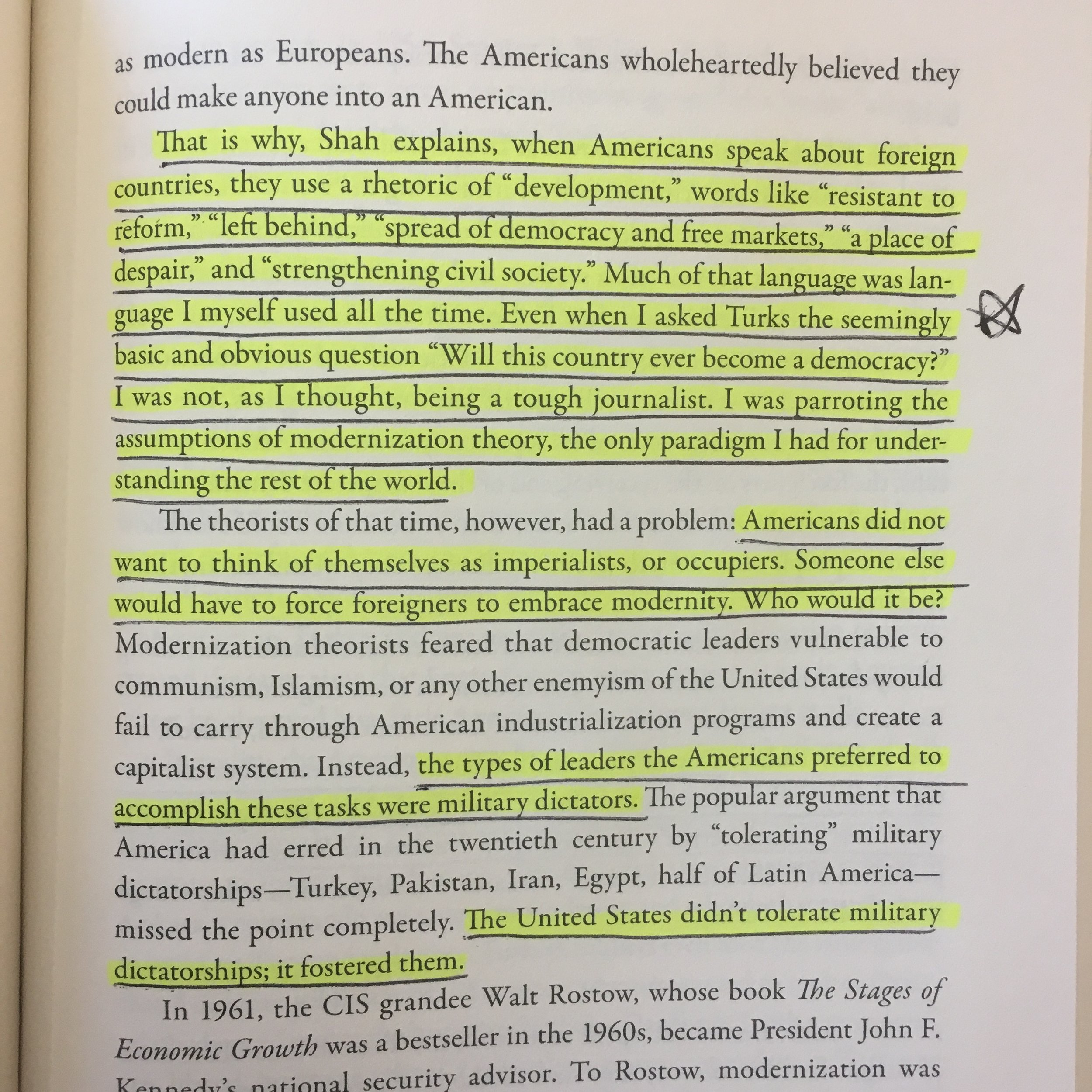 Notes on a Foreign Country pg. 127
