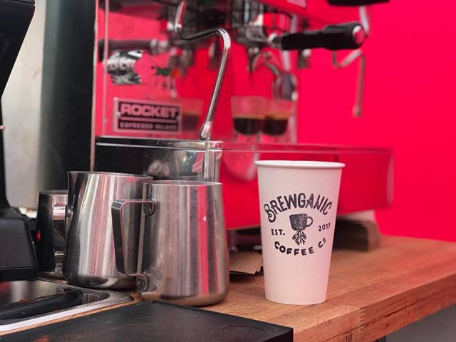 ✨Book us for your next event!✨ Choose from our pour over/cold brew bar, espresso bar or an open bar! Email us for inquiries! ☕️. . . 🌿. . .  #mobileespressocart #mobilecoffeecart #freshcoffee #pourovercoffee #espresso #rocketespresso #rocketboxer #espressolove #coffeelove