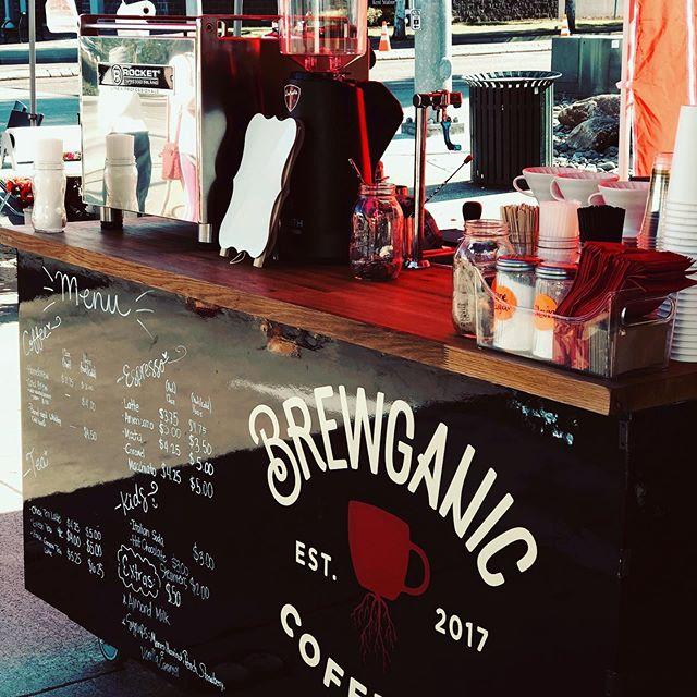 We are back! See you all this weekend @kentfarmersmarket and Auburn Farmer's Market! #mobileespressocart #mobilecoffeecart #rocketboxer #coffeelove #coffeeatthemarket #pnwfarmersmarket
