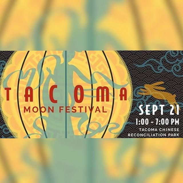We will be joining @tacomamoonfestival this Saturday from 1pm-7pm. #mobilecoffeecart #moonfestival #tacomamoonfestival #espressocart #fallfestival