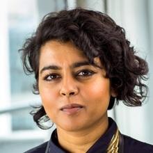 Roshni Patel  Accenture  Speaker