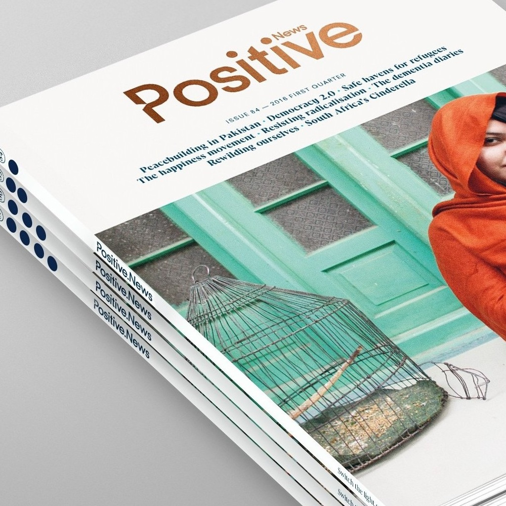 Interview  Positive News