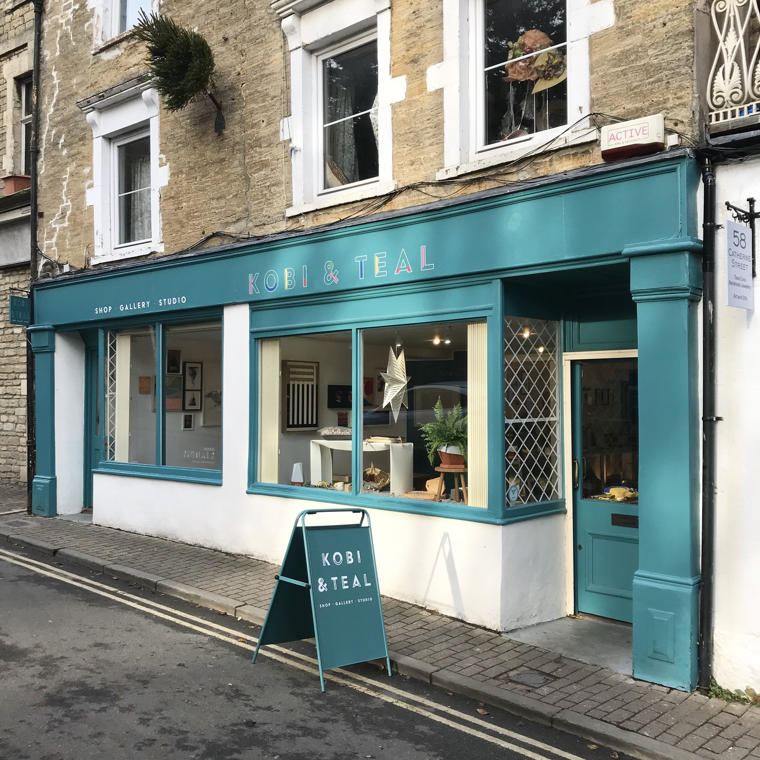 Shopping - Find out a little bit more about the businesses here in St Catherine's