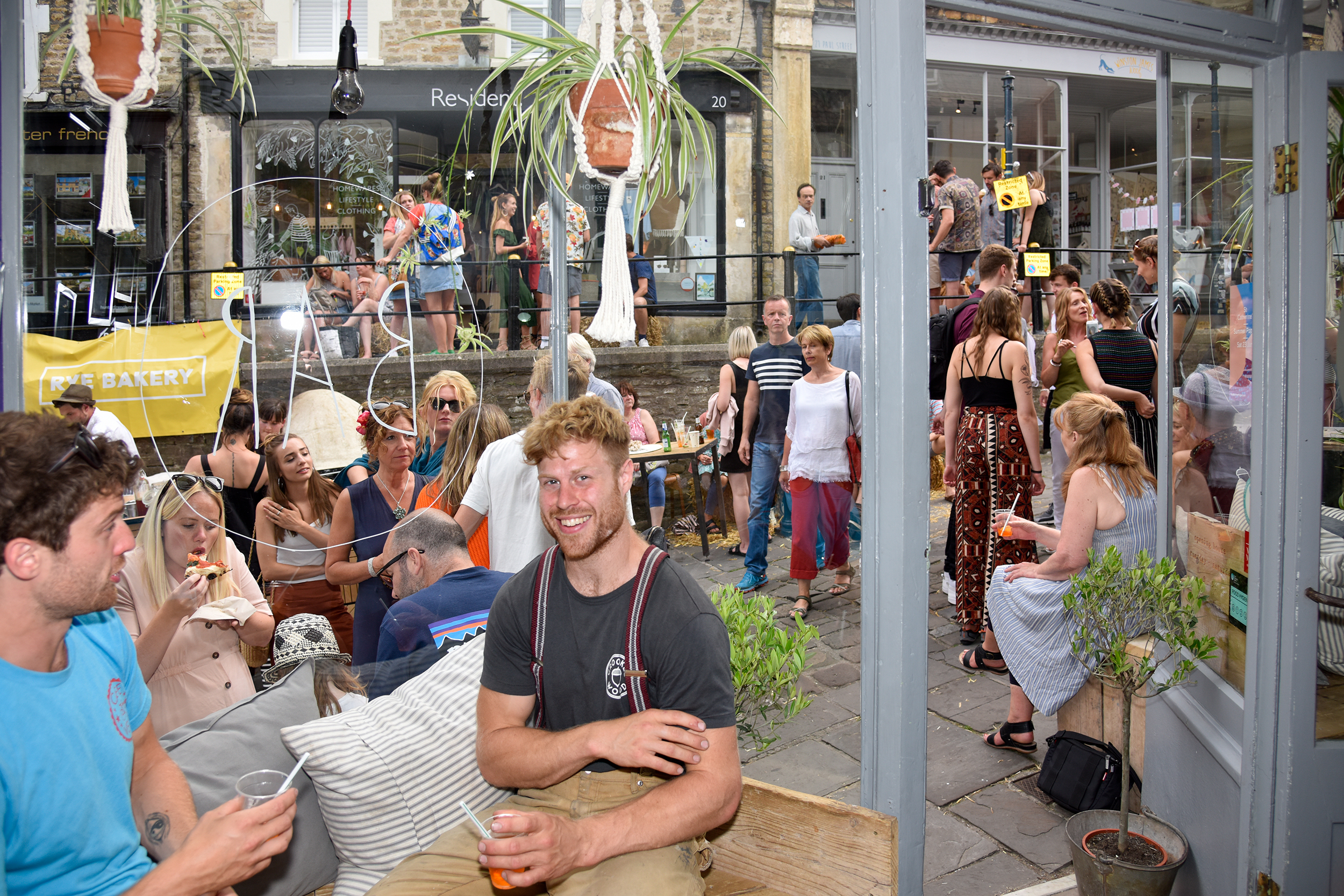 St Catherine's Summer Pop-Up Frome