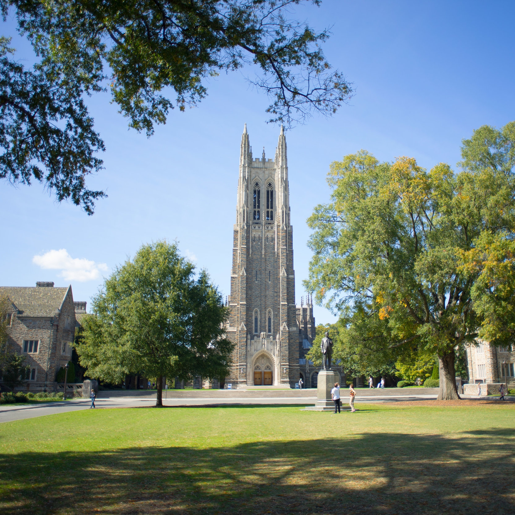 day 1 - Kick off your work week on Duke's East Campus Walking Trail, less than 2 miles round-trip from The Bartlett.Ready. Set. Go!