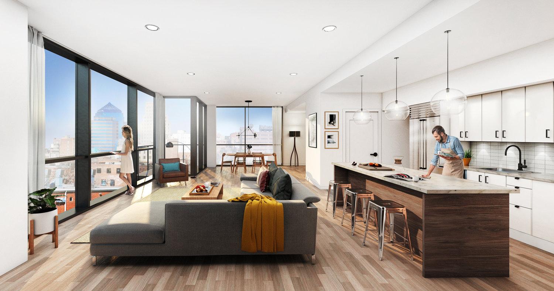 Interior Design Durham Nc.Residences Luxury Condos In Durham Nc S Brightleaf