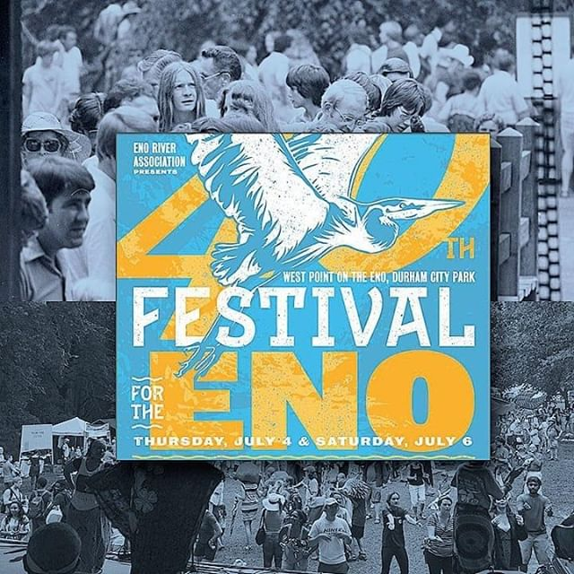 The Festival for the Eno is just one of the many annual events that our residents can look forward to! This fun tradition features live music, local food trucks and vendors - the perfect outing for the whole family. Just a quick walk or bike ride away from The Bartlett, we expect many of our residents will be attending each year! #TheBartlettDurham