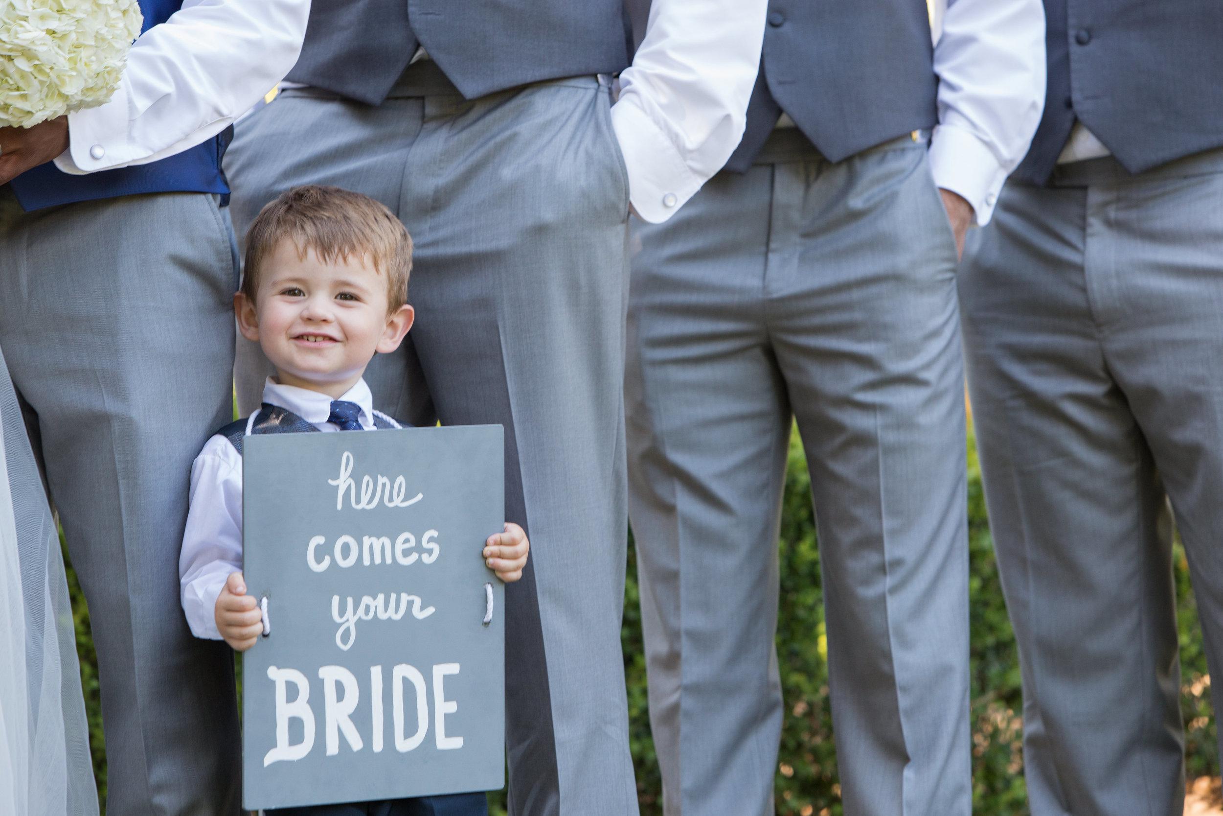 Westmont College Wedding Coordination