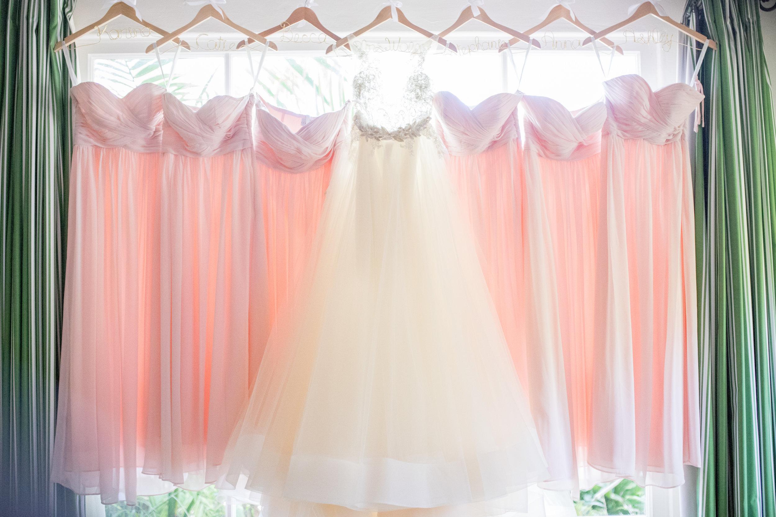 Getting Ready Wedding Photos - Montecito Wedding