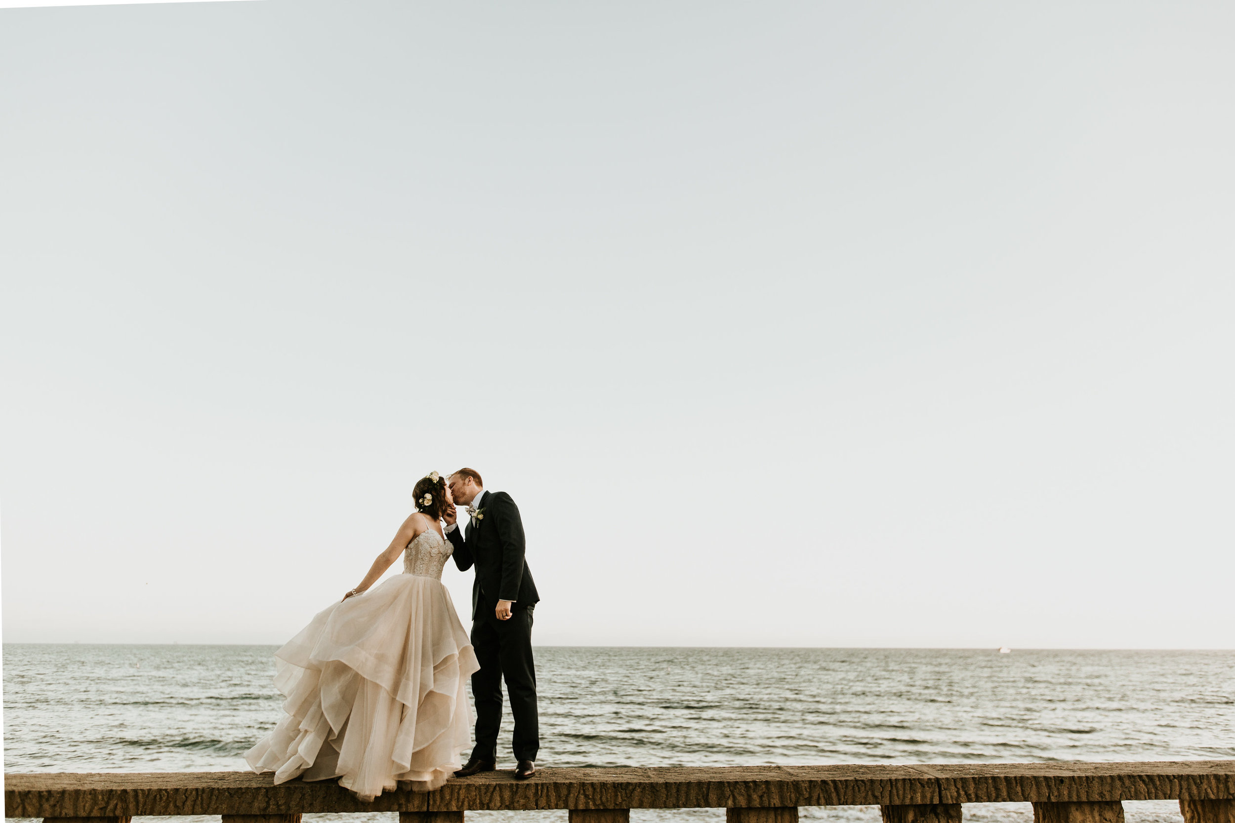 Four Seasons Santa Barbara Biltmore Wedding Photography