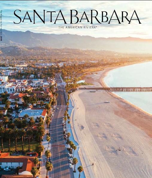 Visit Santa Barbara Magazine Cover