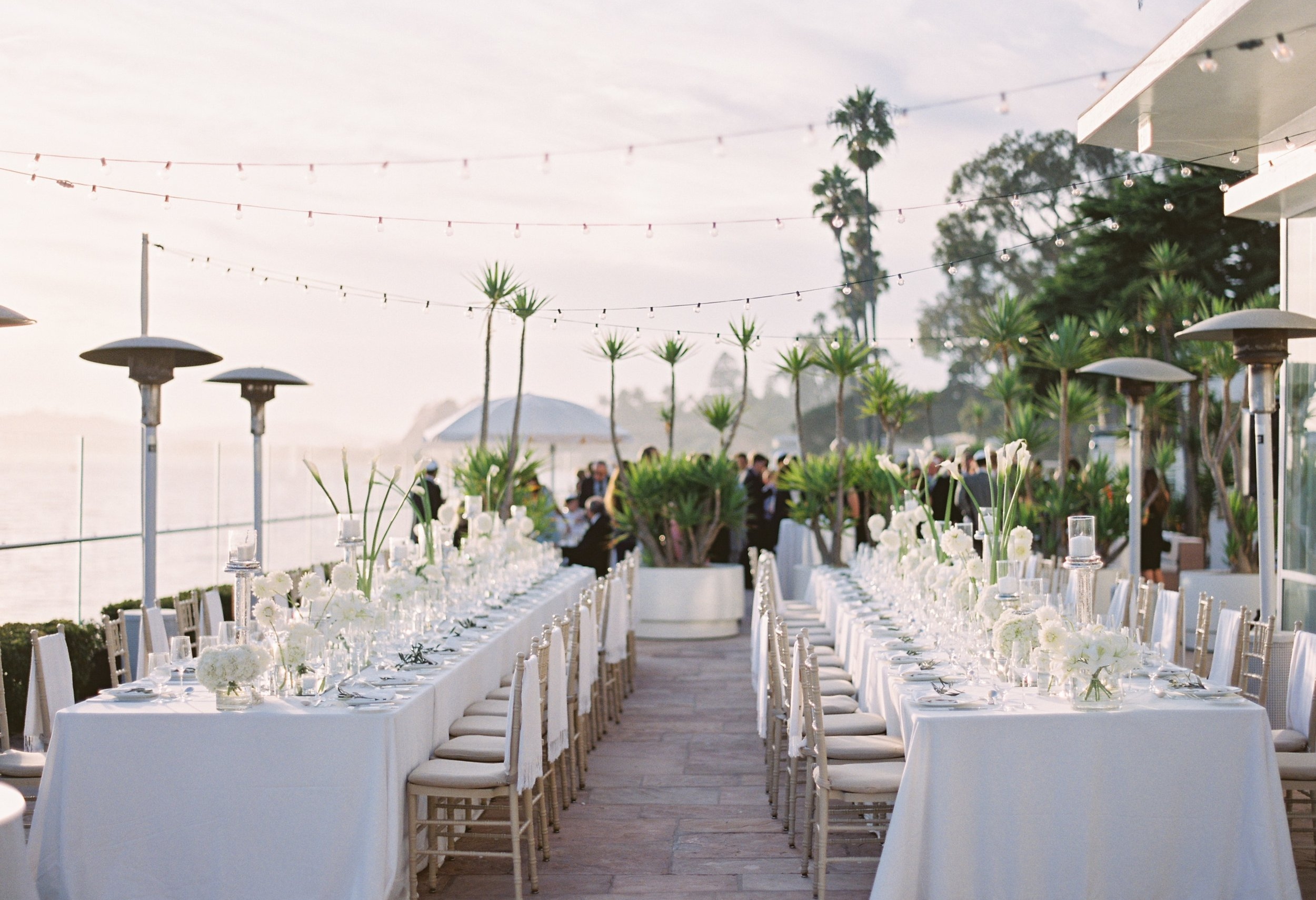 Coral Casino - Montecito Wedding - Michael and Anna Costa Photography