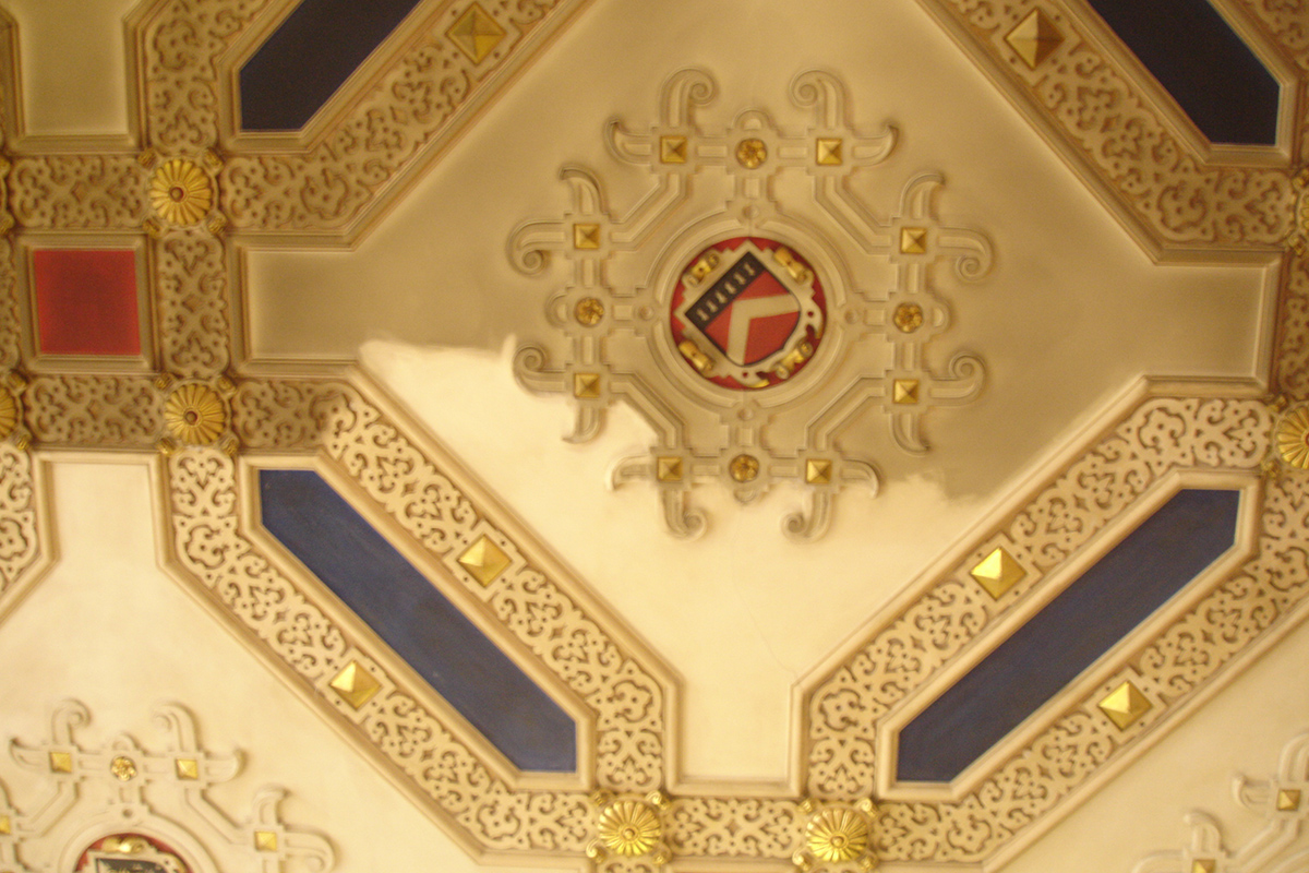 Mostyn Hall Library, North Wales