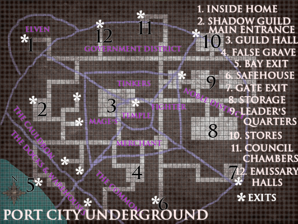 Port City Underground