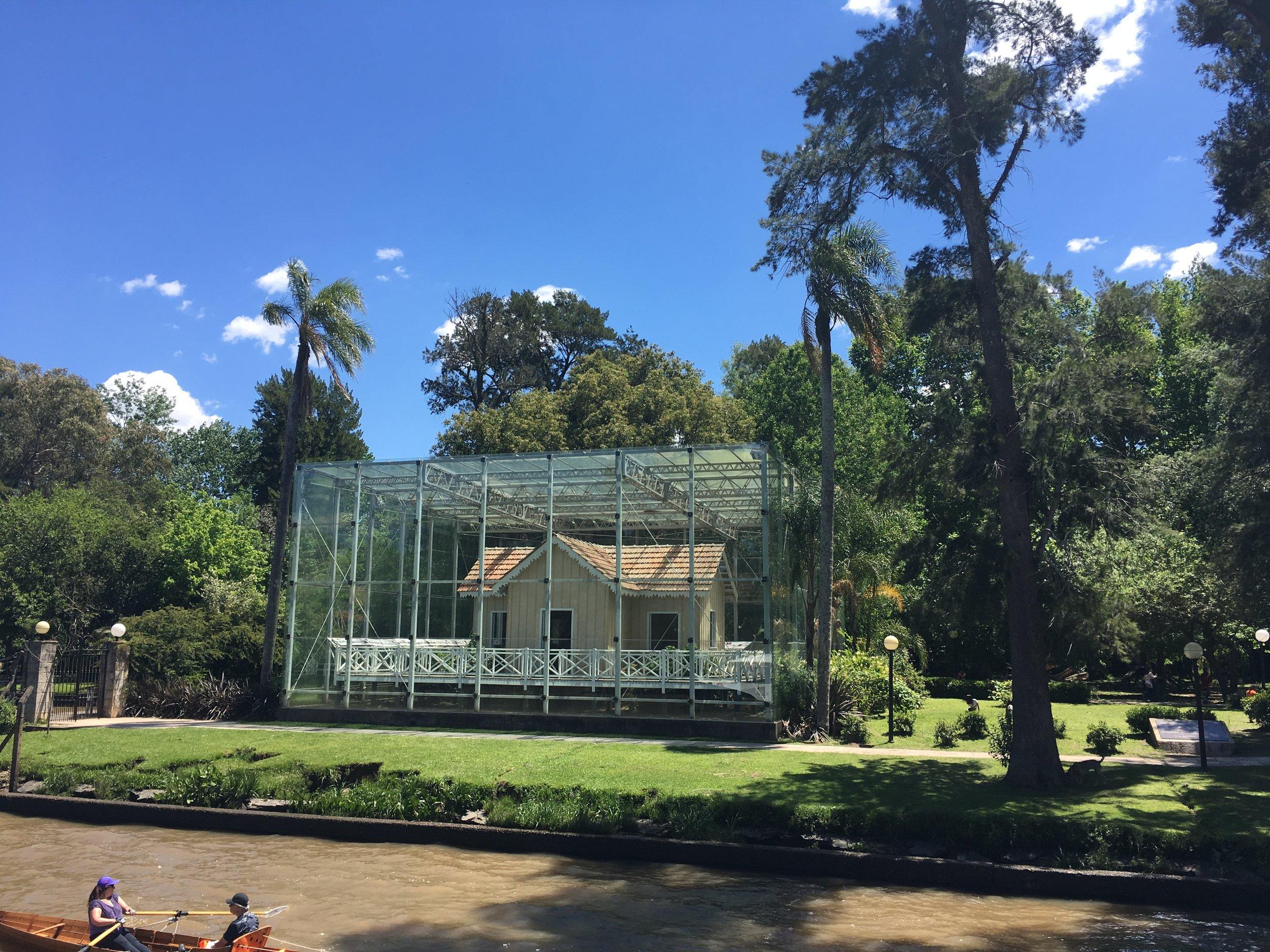 casa tigre argentina lancha