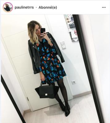 anti-grisaille paulinetrrs blog mode robe vestido maje flores colores.PNG