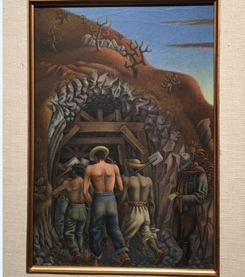 pueblo trabajo peuple art malba
