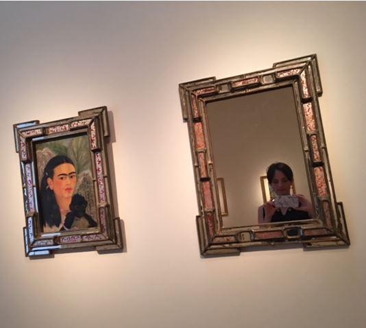 retrato frida kahlo malba