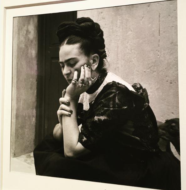 fraida kahlo portrait malba