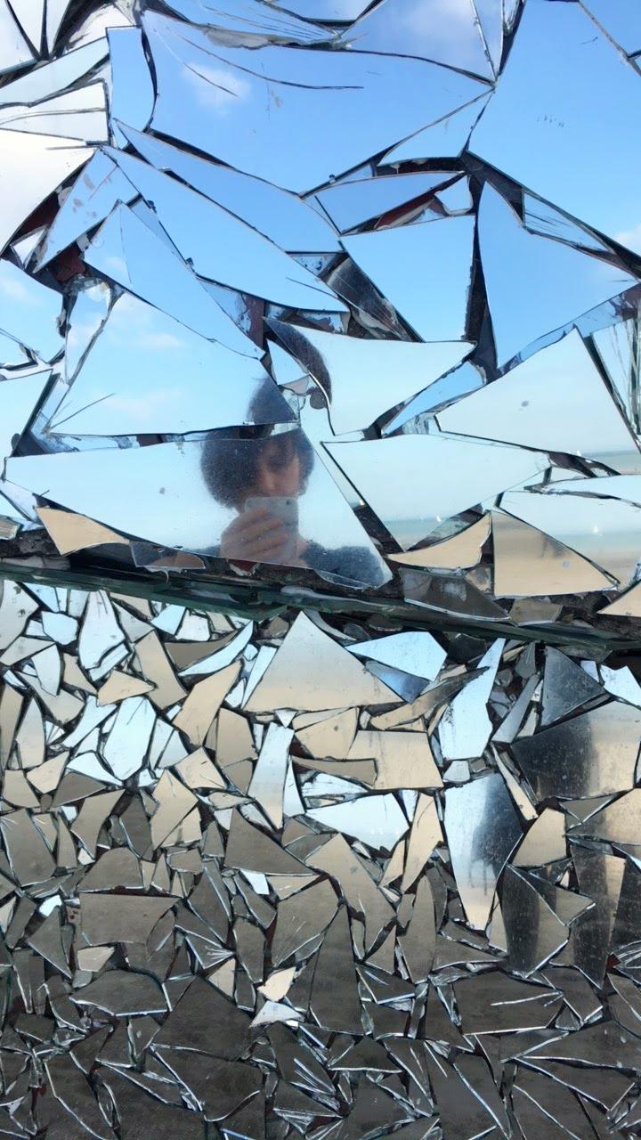 mirrors dunkerque beach bunker art look.jpg