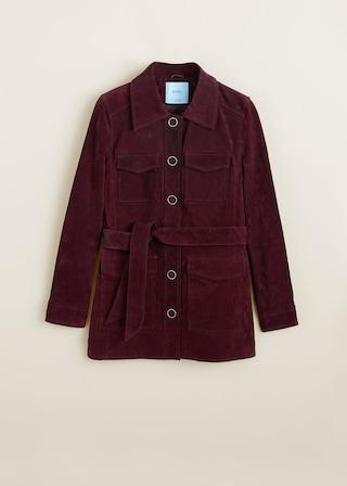 veste cuir poches mango violette.jpg