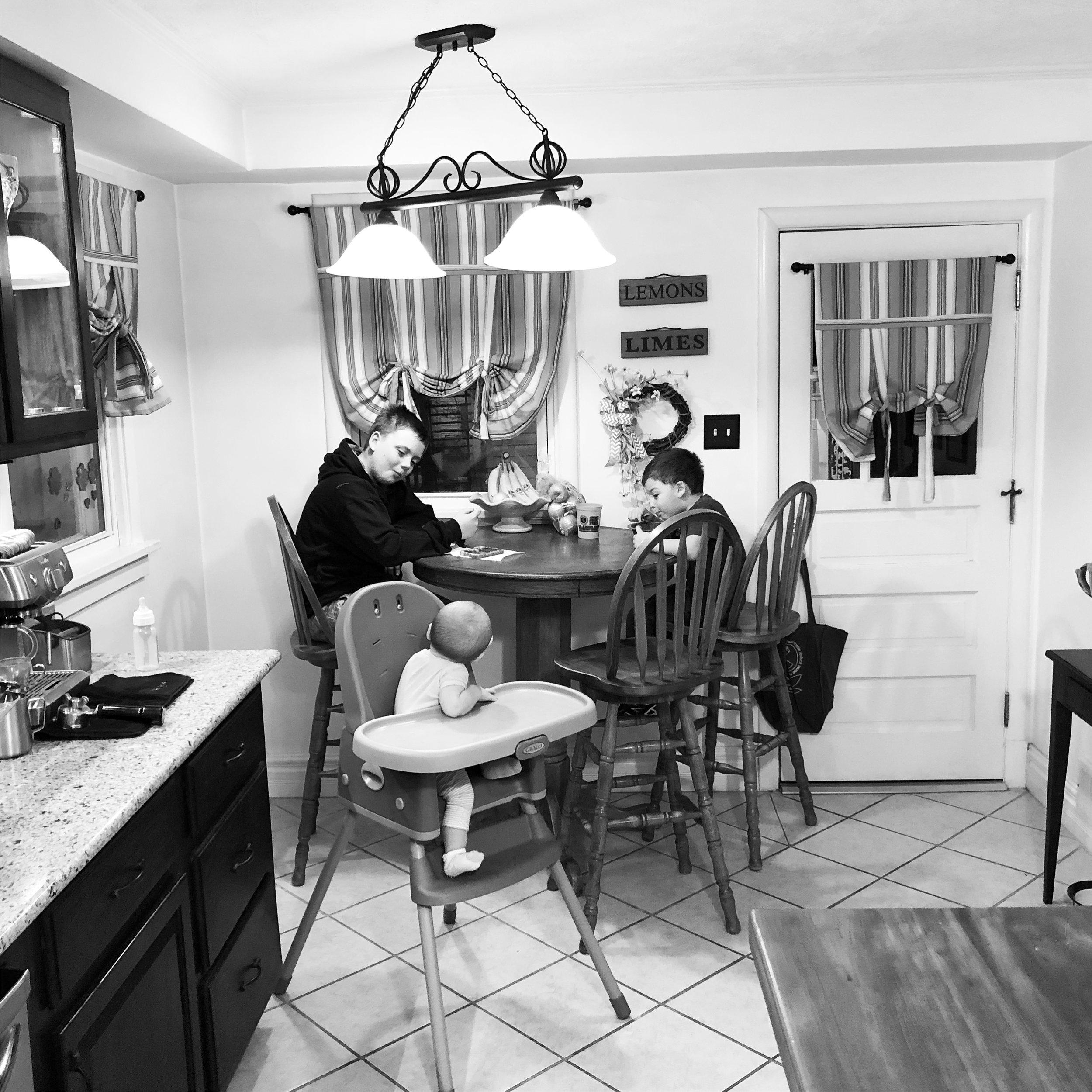 Family. Kids. Love. #koftwentytwo #familyphotography #son #daughter