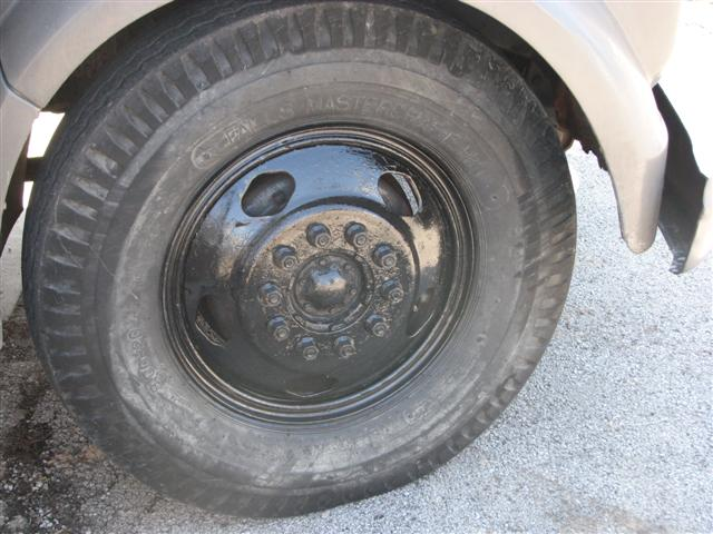 Pigasus Front wheels