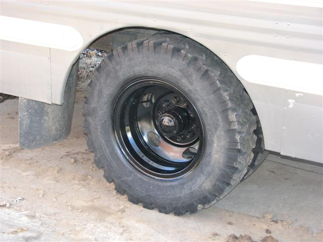 Pigasus Rear wheels