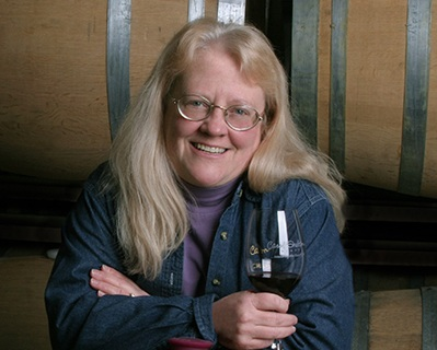 CAROL SHELTON - Owner/WinemakerCarol Shelton Wines, Santa Rosa, California