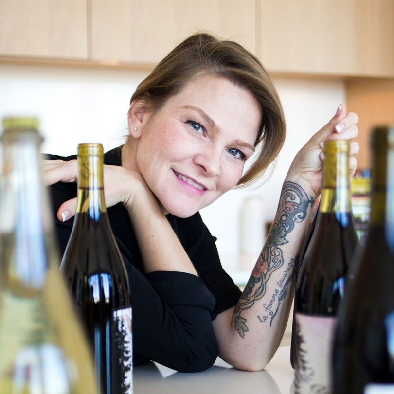 BRIANNE DAY - Owner/WinemakerDay Wines, Willamette Valley, Oregon