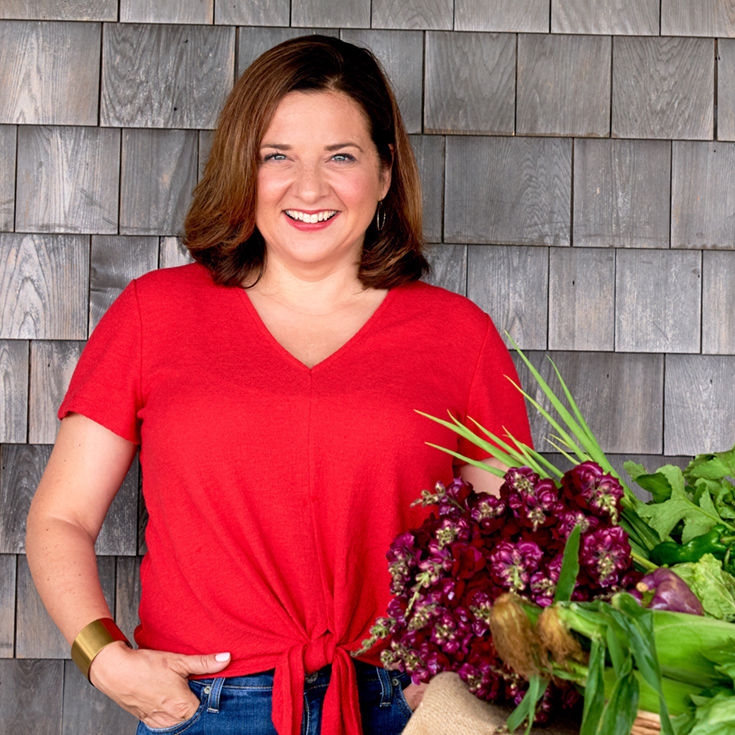 AMY TRAVERSO - Yankee Senior Food Editor and Cohost of Weekends with Yankee