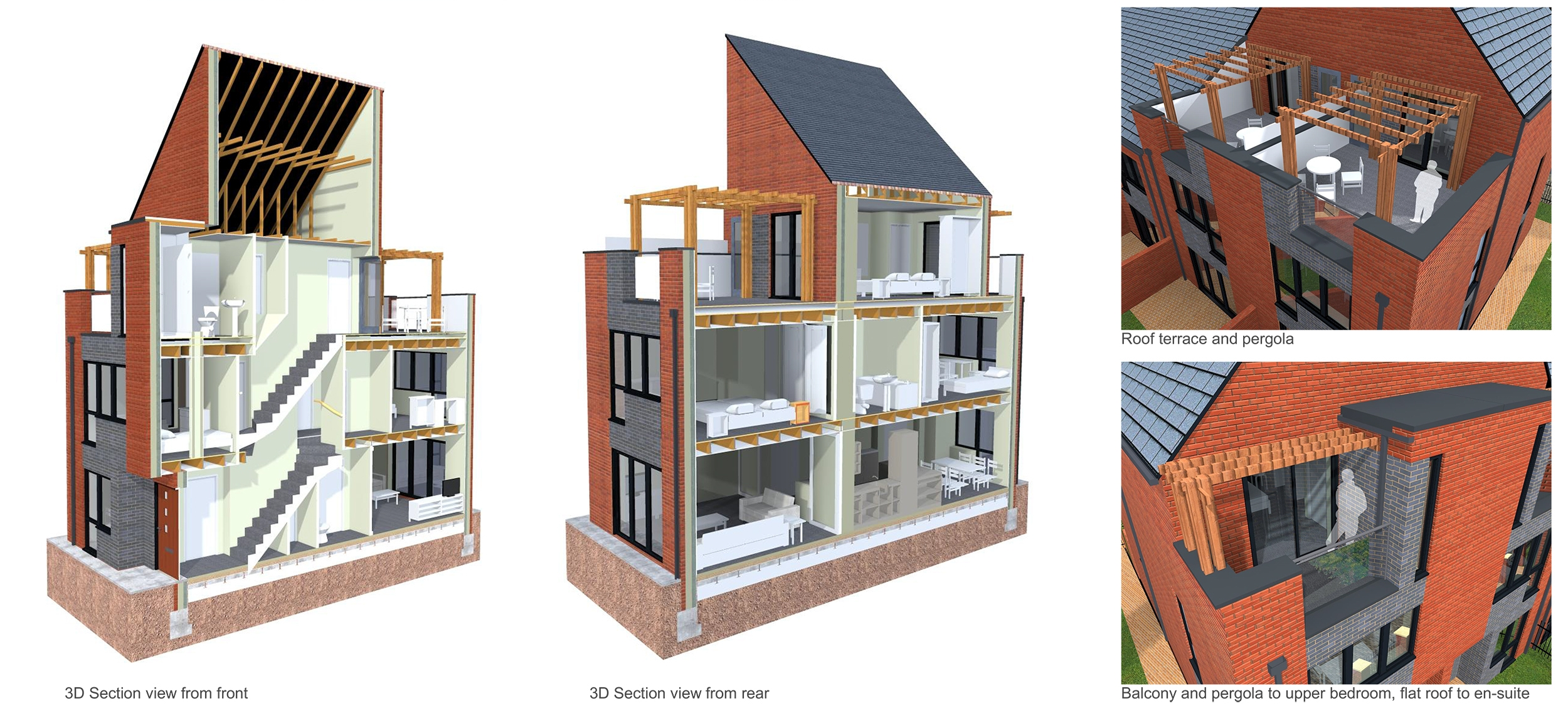 1427-P-05 Block A 3B6P House elevations, section views and features.jpg