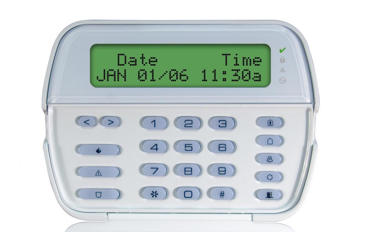 DSC PK5500 LCD